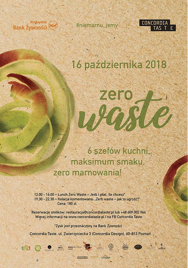 Akcja Zero Waste Wielkopolski Bank żywności
